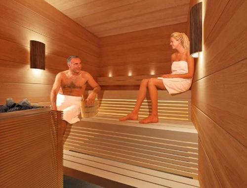 Dịch vụ tắm hơi cho khách chờ ở sân bay Phần Lan