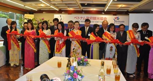 Khai trương văn phòng du lịch Việt Nam tại Nhật