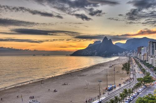Khu chợ Hippie hấp dẫn nhất Brazil