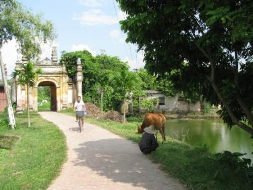 Làng Nôm và ngôi chùa có nhiều tượng đất cổ nhất Việt Nam