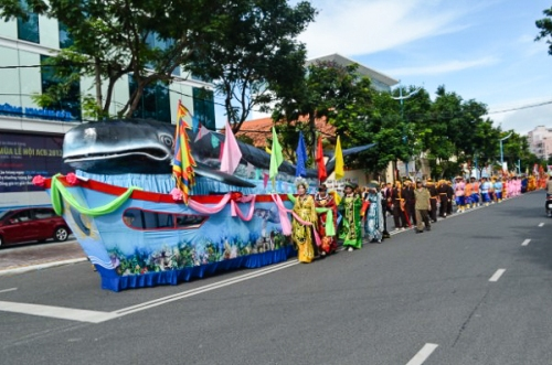 Những lễ hội truyền thống Vũng Tàu 2014