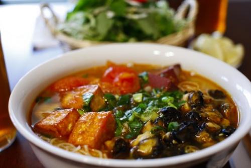Thưởng thức những món bún ngon ở Sài Gòn