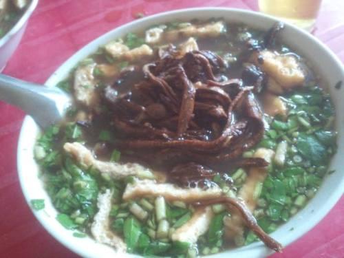 3 món lươn ngon ở Thanh Hóa