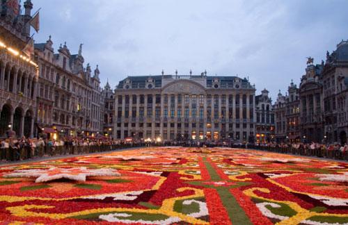 8 lý do khiến bạn yêu thích thăm Bỉ