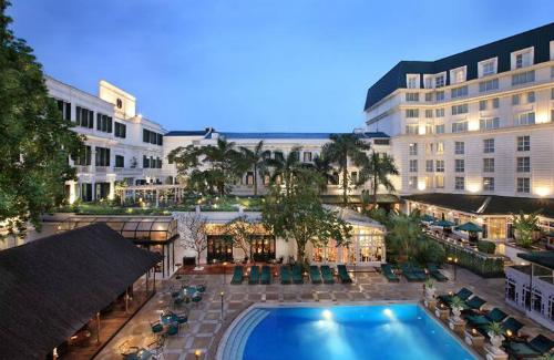 Ba khách sạn Việt Nam vào danh sách hàng đầu châu Á