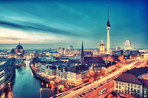 Berlin, thủ đô duyên dáng và u sầu bởi lịch sử