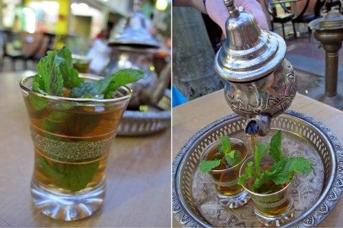 Chu du thế giới trong một tách trà