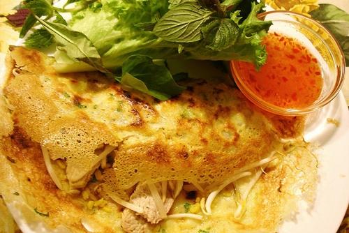 Khám phá bản đồ bánh pancake thế giới