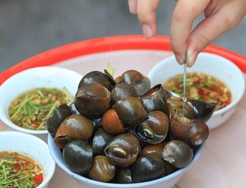 Những món nóng hấp dẫn cả trong ngày hè Hà Nội