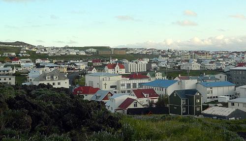 Nơi thời gian bị đóng băng ở Iceland