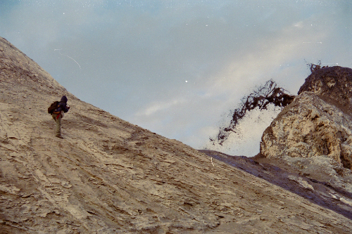 Ol Doinyo Lengai, ngọn núi lửa độc đáo bậc nhất thế giới