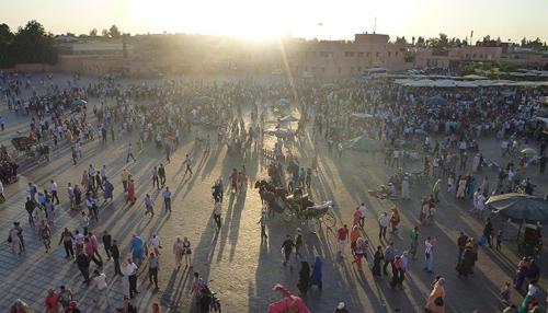 Thế giới nghìn lẻ một đêm ở Morocco