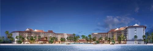 'Thiên đường' nghỉ dưỡng sắp khai trương tại Phú Quốc