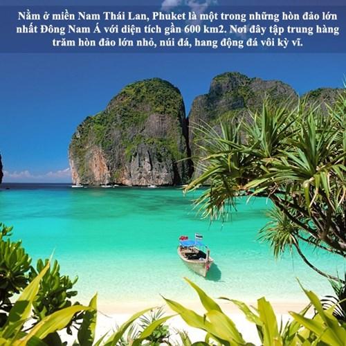 """10 nơi không thể bỏ qua ở """"vịnh Hạ Long của Thái"""""""