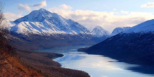 Alaska, biên giới sau cùng