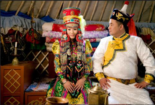 Lạ lẫm tục cưới của người Mông Cổ