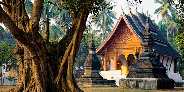 Luang Prabang, thành phố của các ngôi chùa