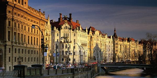Séc hấp dẫn đâu chỉ có Praha...