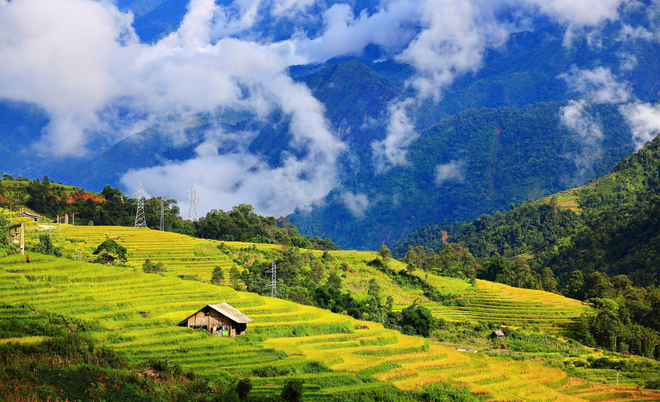 Mê hoặc trước vẻ đẹp vùng cao Việt Nam