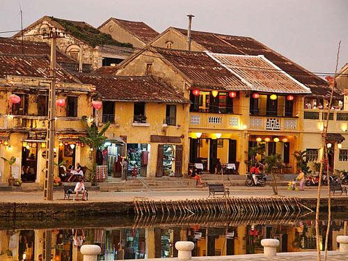 Hội An cùng Venice có con kênh nổi tiếng nhất thế giới