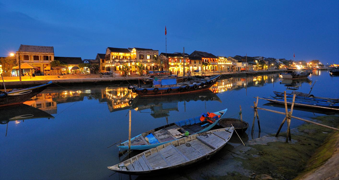 Hội An, 'Venice của Việt Nam'