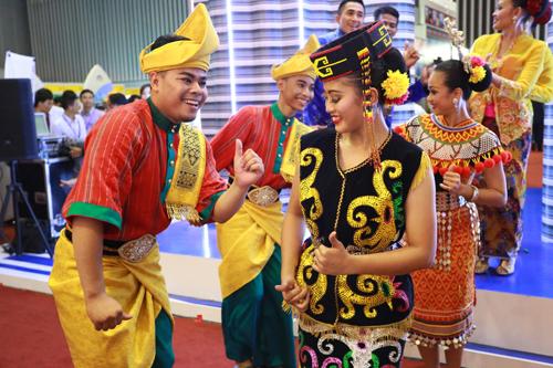 Hội chợ du lịch quốc tế TP HCM thứ 10