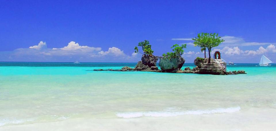 Những bãi biển đẹp nhất châu Á