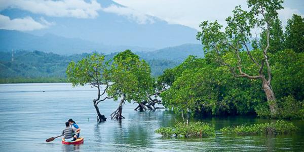 Tĩnh lặng ngôi làng Bahoi, đảo Bunaken, Indonesia