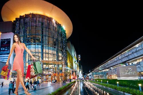 Trải nghiệm mua sắm tự do tại Thái Lan