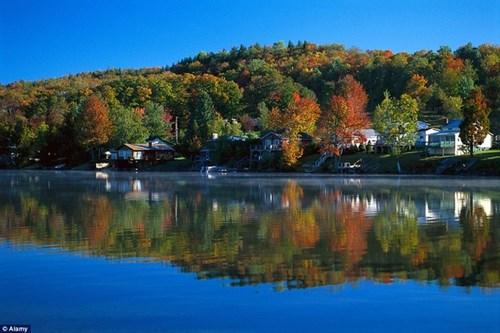 Chiêm ngưỡng cảnh sắc lộng lẫy của mùa thu trên khắp thế giới