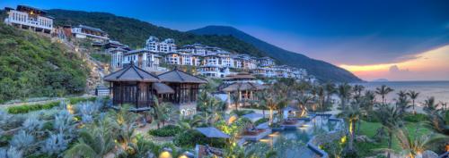 InterContinental Danang- khu nghỉ dưỡng sang trọng nhất châu Á