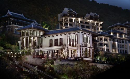Khu nghỉ dưỡng hàng đầu về dịch vụ giải trí, ẩm thực châu Á