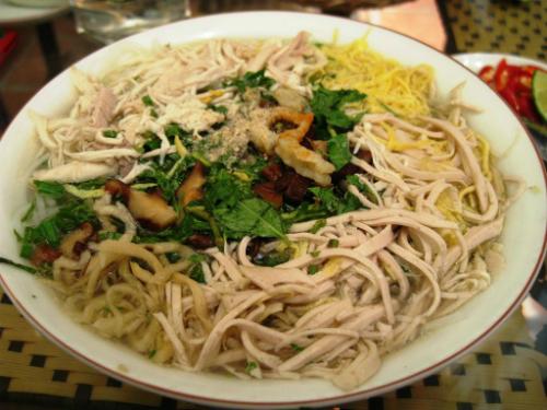 Những món bún Hà Nội hút khách ở Sài Gòn