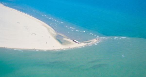 Những vùng biển kỳ lạ nhất thế giới