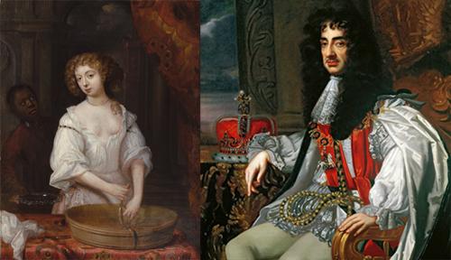 Nơi chứng kiến chuyện tình lén lút của vua Charles đệ nhị