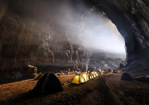 Quảng Bình lên kế hoạch xây cáp treo vào hang Sơn Đoòng