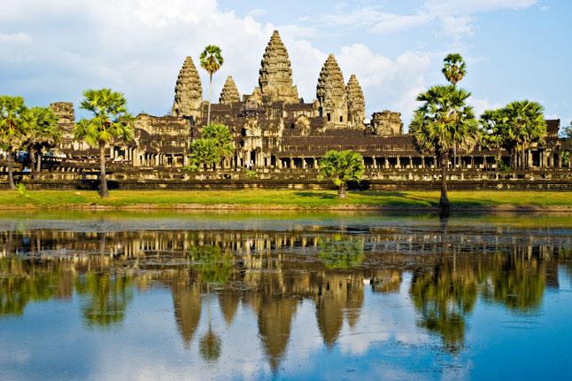 Siem Reap vượt mặt các thành phố Âu - Mỹ vì sự thân thiện