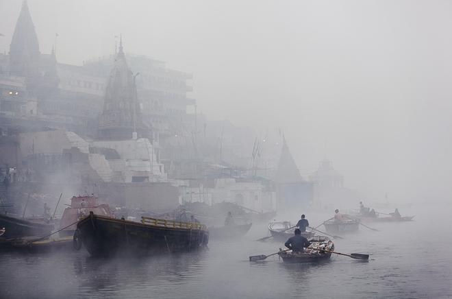 Varanasi - thành phố bí ẩn bên sông Hằng