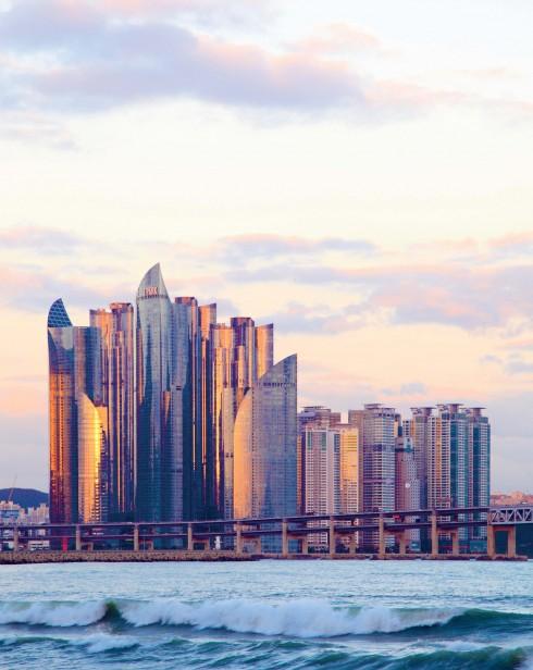 Busan, giữa hai thế giới
