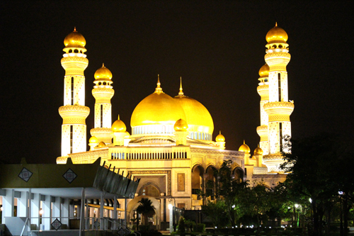 Cẩm nang du hí vương quốc Hồi giáo Brunei