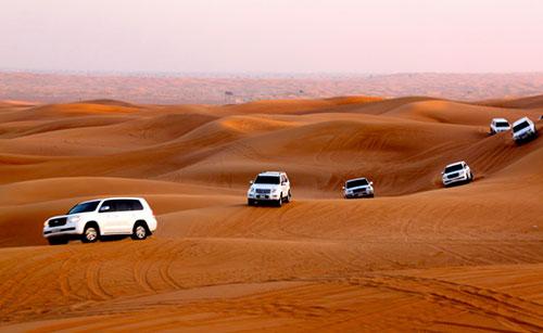 Đến xứ nóng Dubai nhâm nhi 'cafe băng'