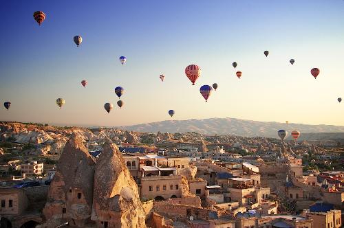 Đón Tết ở Thổ Nhĩ Kỳ với chi phí tiết kiệm