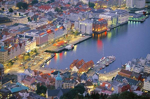 Du lịch qua ảnh: Na Uy, thiên đường của những giấc mơ
