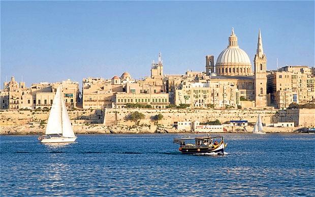 Huyền thoại đảo thiên đường Malta