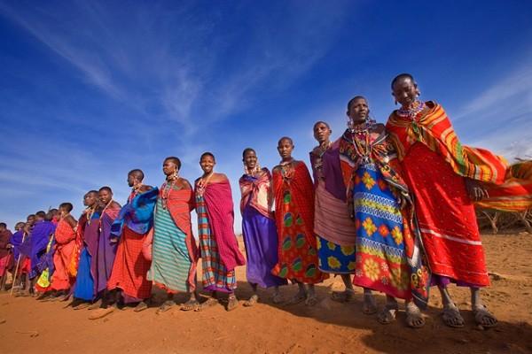 Kenya hoang dã - Kỳ 2: Câu chuyện thú vị về bộ lạc đa thê
