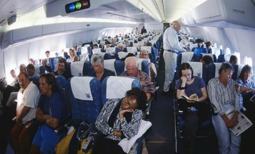 Lý do chênh lệch giá vé máy bay dù ngồi cùng hàng ghế