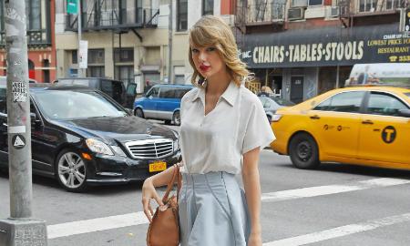 Taylor Swift gây tranh cãi khi làm đại sứ du lịch New York