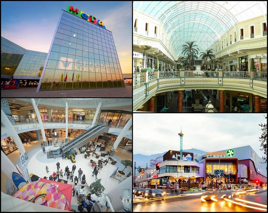 """Top những """"thiên đường mua sắm"""" lớn nhất châu Âu"""