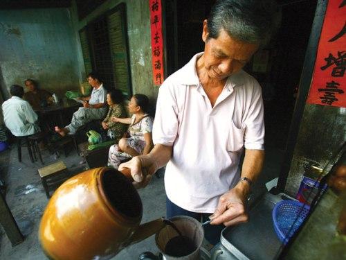 Vị Sài Gòn trong những ly cà phê