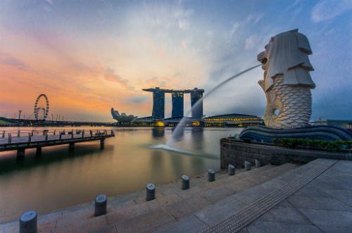Vì sao linh vật Merlion của Singapore có đầu sư tử, mình cá
